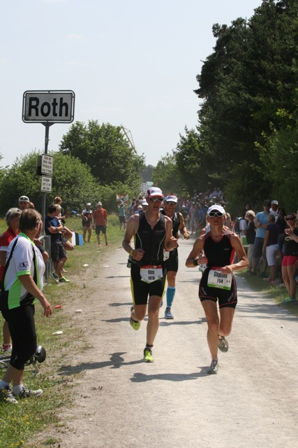 Challenge Roth – race report