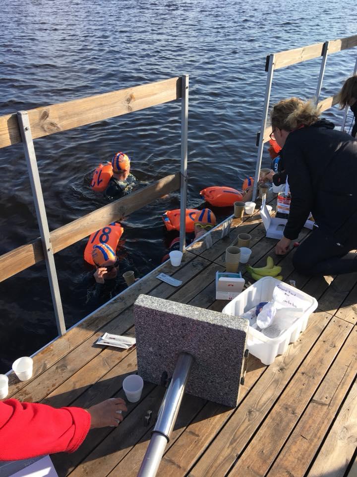 vidösternsimmet – Sveriges tuffaste simlopp i öppet vatten