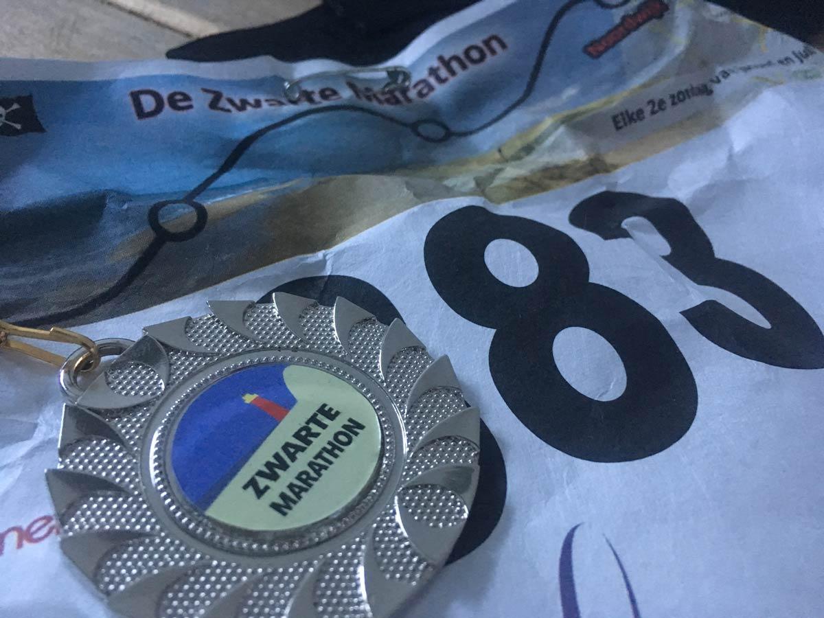The Hague Beachmarathon…