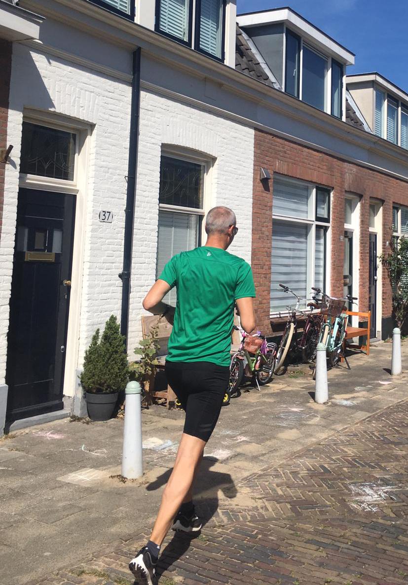 a 24 hour interval run…
